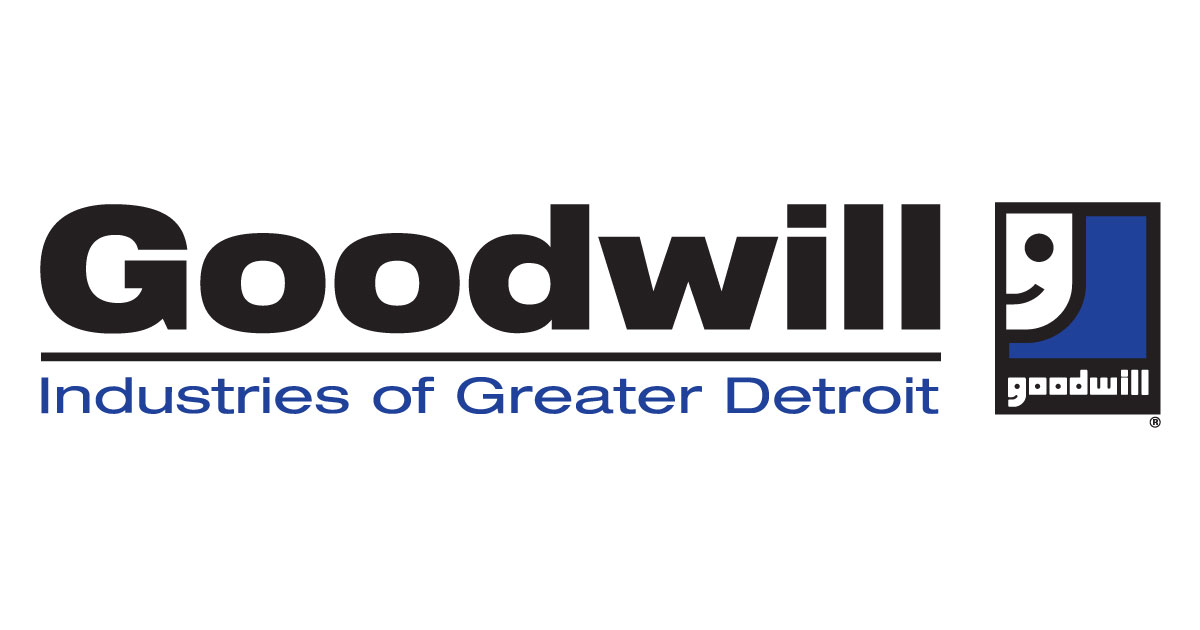 Goodwill Detroit Logo