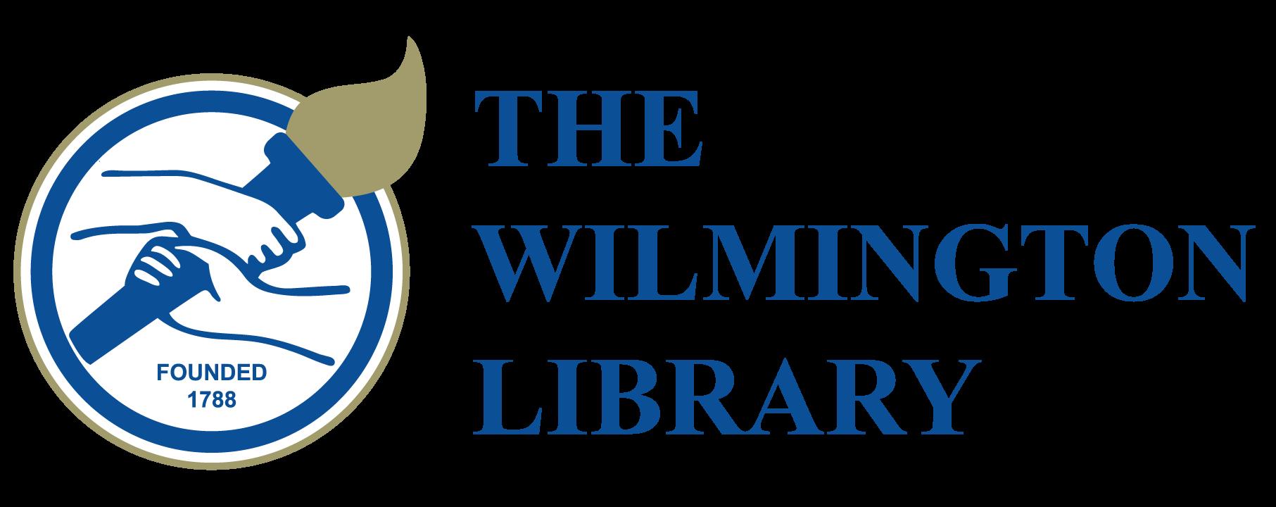 Wilmington Library Logo