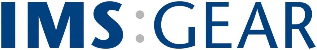 IMS Gear Blue Logo