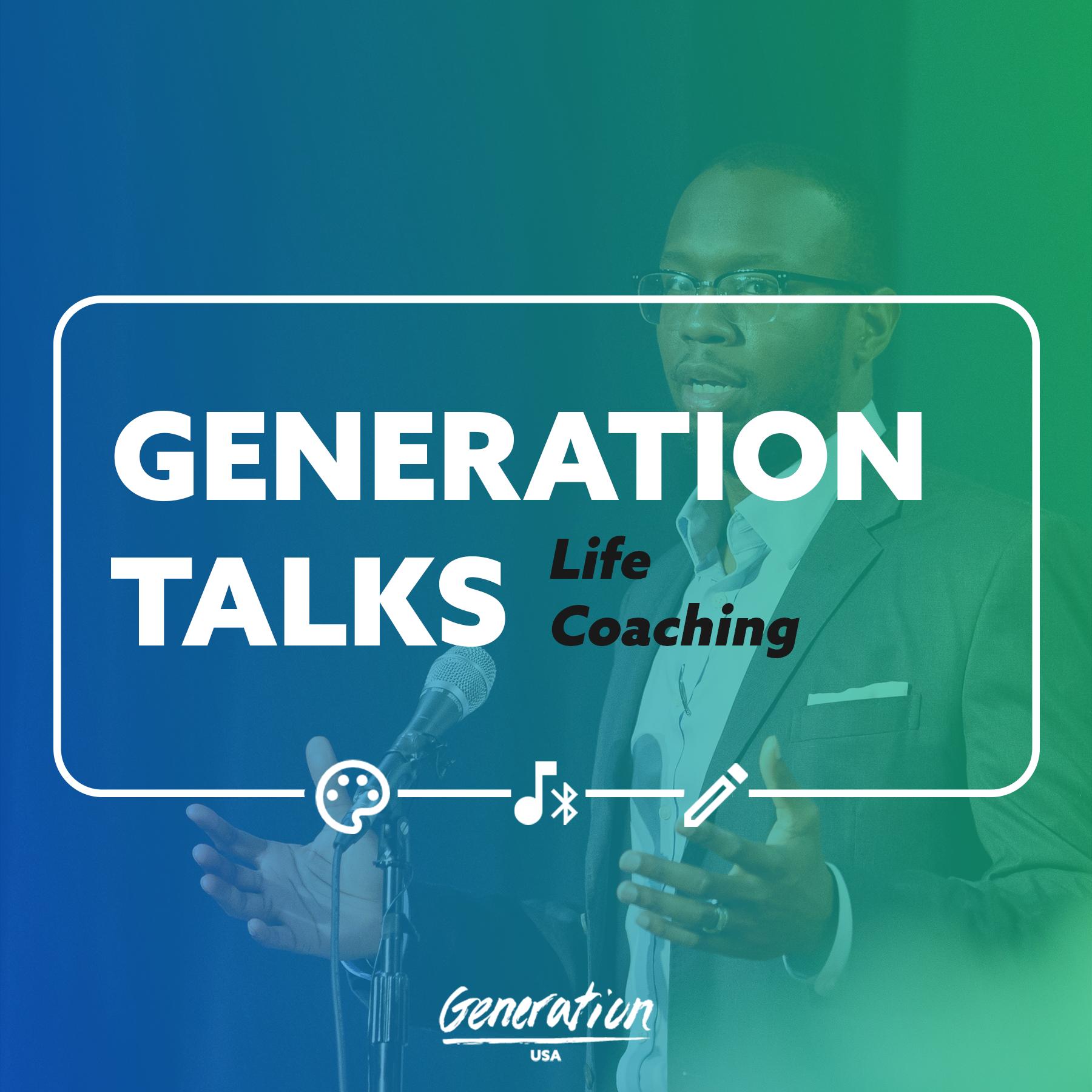 GenTalks IG Life Coaching